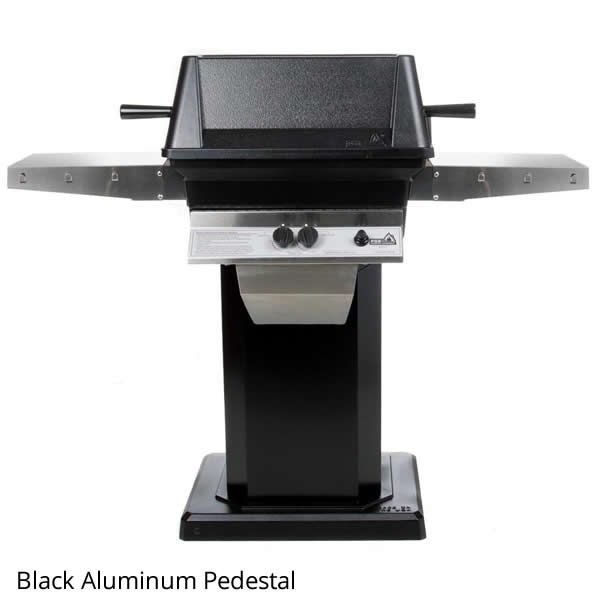 PGS A40 Pedestal-Mount Grill - Natural Gas image number 0