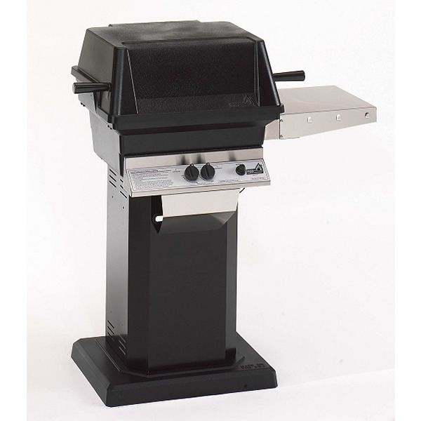 PGS A30 Pedestal-Mount Grill - Natural Gas image number 1