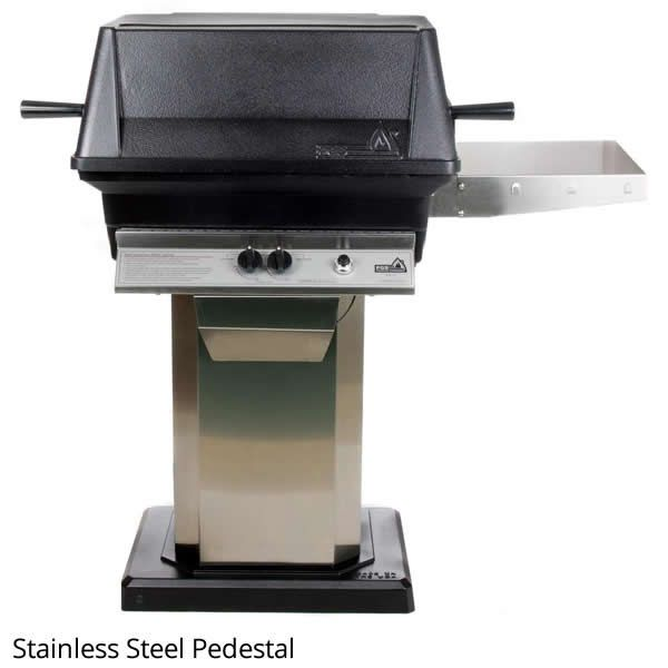 PGS A30 Pedestal-Mount Grill - Natural Gas image number 2