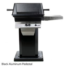 PGS A30 Pedestal-Mount Grill - Natural Gas