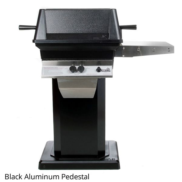 PGS A30 Pedestal-Mount Grill - Natural Gas image number 0