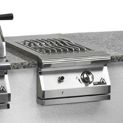PGS Built-In Double Side Burner