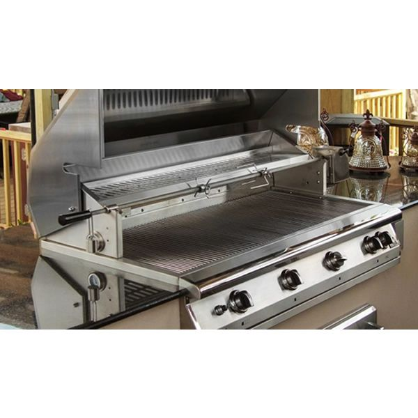 PGS Big Sur S48R Cart-Mount Gas Grill image number 4