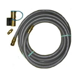 PGS 12' High Capacity Hose Kit for Big Sur Grills