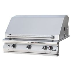 PGS Pacifica S36 Built-In Gas Grill
