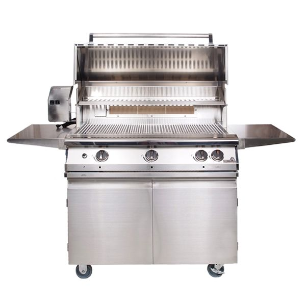PGS Pacifica S36 Cart-Mount Gas Grill image number 0