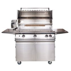 PGS Pacifica S36 Cart-Mount Gas Grill