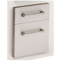 PGS Stainless Steel 2 Drawer Kit