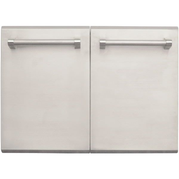 """PGS Stainless Steel Professional Doors - 30"""" image number 0"""