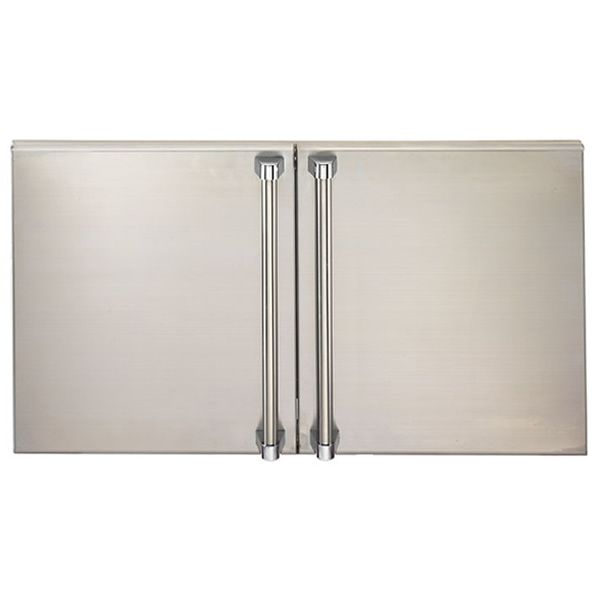 "PGS Stainless Steel Professional Doors - 39"" image number 0"