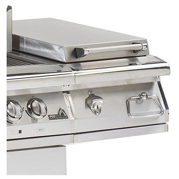 PGS Small Beverage Center for Cart Mount Grills image number 0