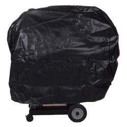 PGS Black Weatherproof Cover for Portable Big Sur Grills