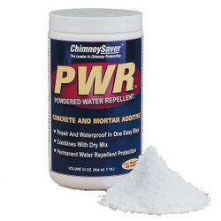 PWR Powdered Water Repellent: 1 Lb