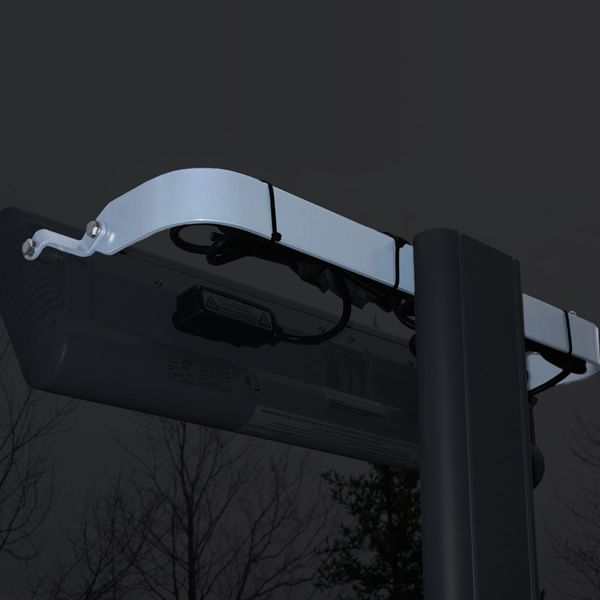 Solaira Post Arm for Alpha H2 Patio Heater use with Alpha Post image number 0