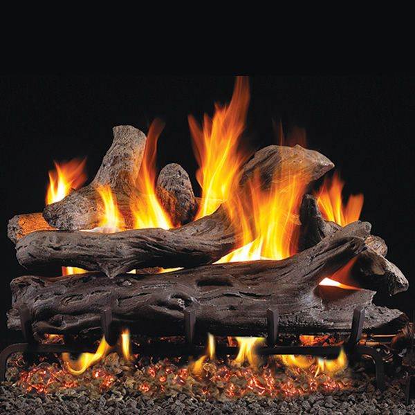 Real Fyre Coastal Driftwood Outdoor Vented Gas Log Set image number 0