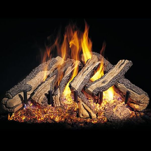 Peterson Real Fyre Western Campfyre Vented Gas Log Set image number 0