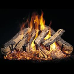 Peterson Real Fyre Western Campfyre Vented Gas Log Set