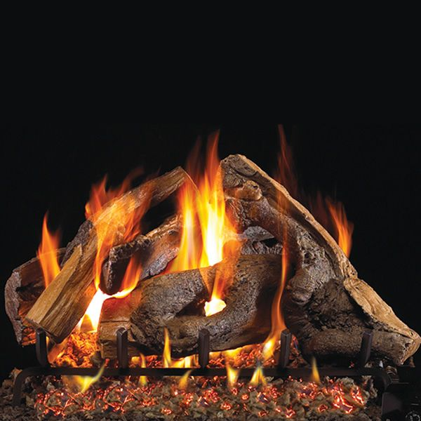 Peterson Real Fyre Woodstack ANSI Vented Gas Log Set image number 0