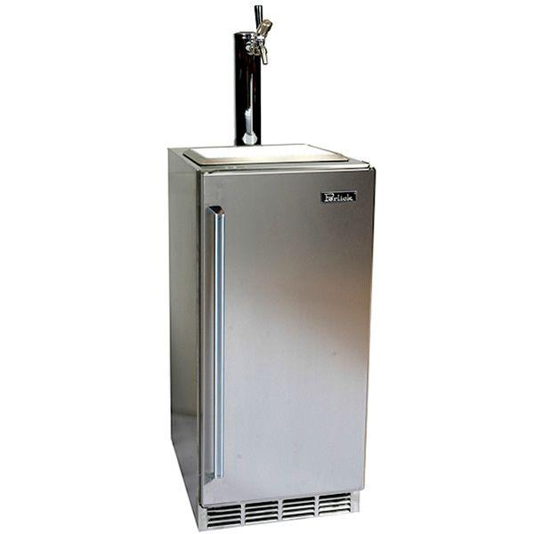 """Perlick Stainless Steel Outdoor Beer Dispenser - 15"""" image number 0"""