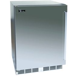 Perlick Stainless Steel Outdoor Commercial Series Refrigerator - 24""