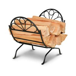 Colonial Indoor Firewood Rack