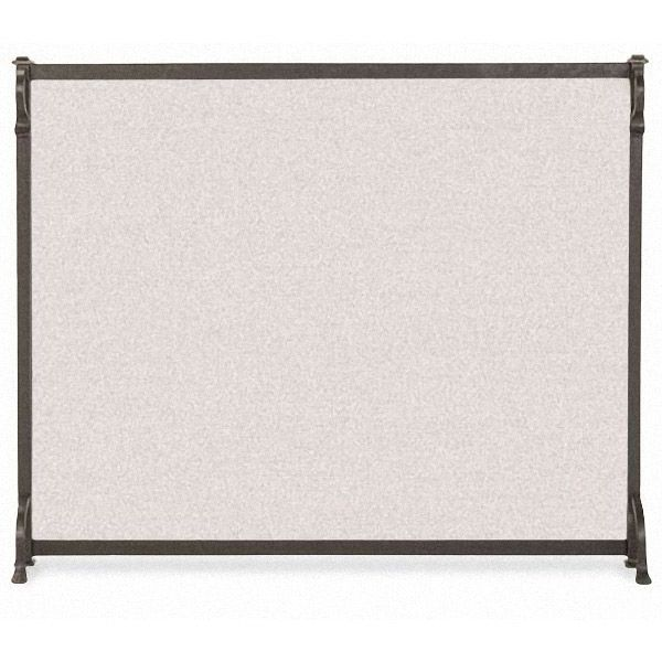 "Craftsman Fireplace Screen - 39"" x 31"" image number 0"