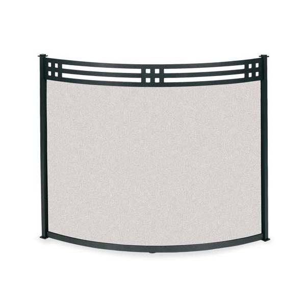 "Portfolio Fireplace Screen - 44"" x 31"" image number 0"
