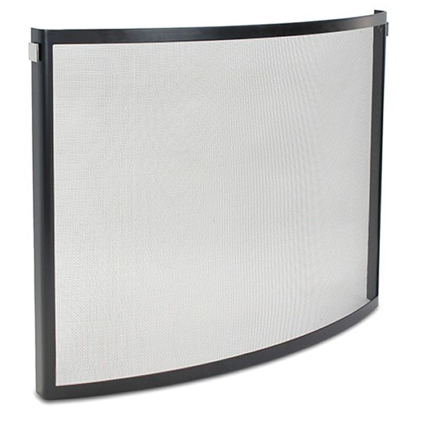 Odessa Bowed Fireplace Screen image number 0