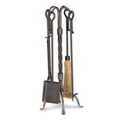 Pilgrim Traditional Forged Tool Set - Vintage Iron Finish