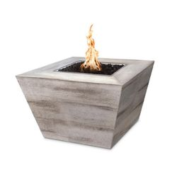 Plymouth Square Gas Fire Pit