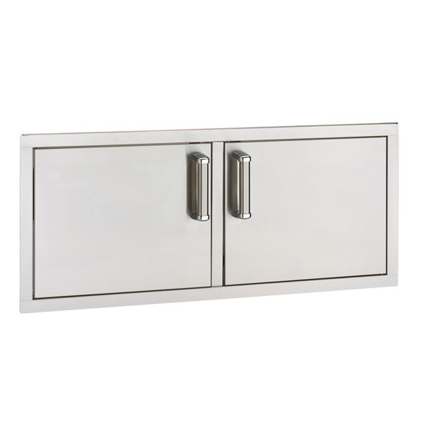 "Fire Magic Premium Double Access Doors - Reduced Height - 38 1/2"" image number 0"