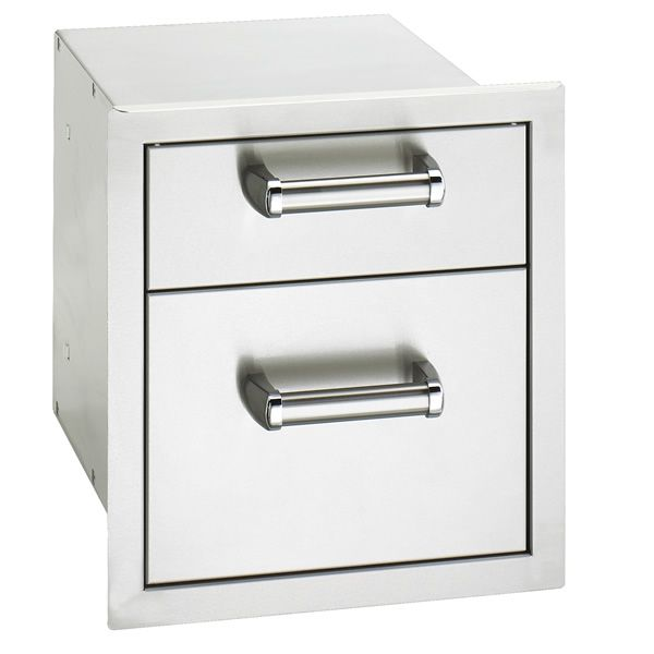 Premium Double Drawer - Outside Fit image number 0