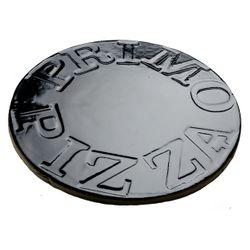 """Primo Glazed Ceramic Pizza Stone - 13"""" Diameter"""