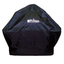 Primo Grill Cover for XL or JR Oval Grill in Compact Table