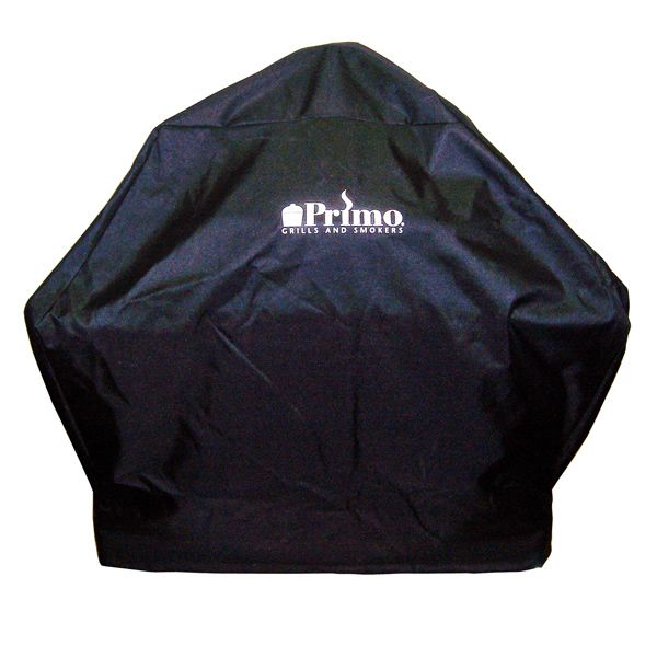 Primo Grill Cover for XL or JR Oval Grill in Compact Table image number 0