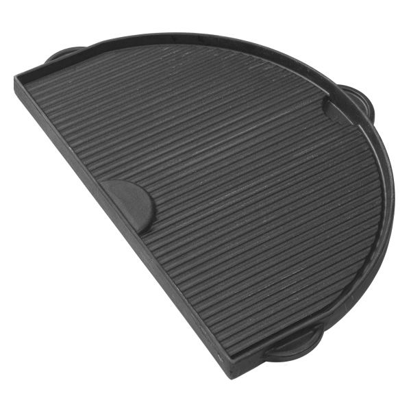 Primo Half Moon Griddle for Primo Oval XL Kamado Grill image number 0