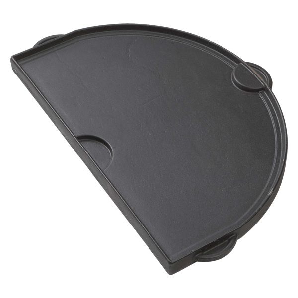 Primo Half Moon Griddle for Primo Oval XL Kamado Grill image number 1