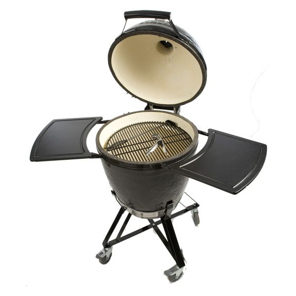 Primo Round All-In-One Kamado Grill & Smoker image number 1