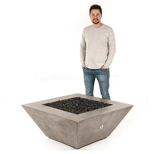 Prism Hardscapes Lombard Gas Fire Table image number 6