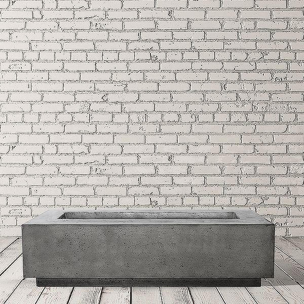 Prism Hardscapes Tavola 72 Narrow Gas Fire Table image number 0