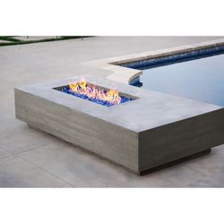 Prism Hardscapes Tavola V Gas Fire Table
