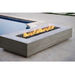 Prism Hardscapes Tavola VI Gas Fire Table