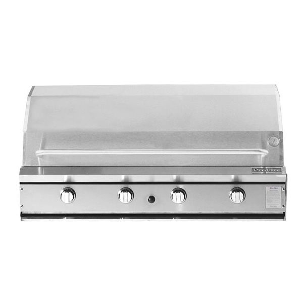 """ProFire Built-In Hybrid Gas Grill - 48"""" image number 0"""