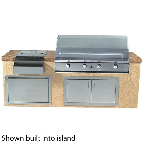 """ProFire Built-In Hybrid Gas Grill - 48"""" image number 1"""