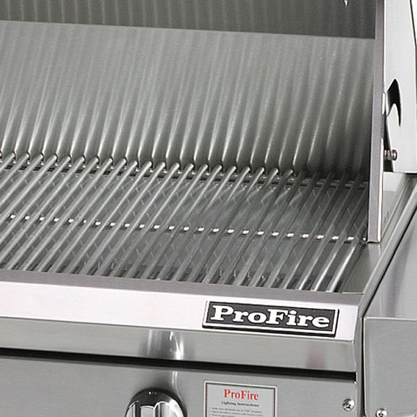 "ProFire Built-In Hybrid Double Burner Gas Grill - 48"" image number 2"