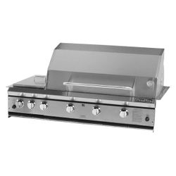 ProFire Built-In Hybrid Double Burner Gas Grill - 48""