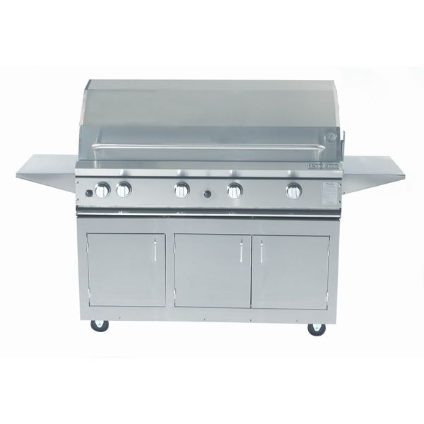 """ProFire Cart-Mount Double Burner Gas Grill - 48"""" image number 0"""