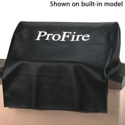 ProFire Cart-Mount Grill Cover