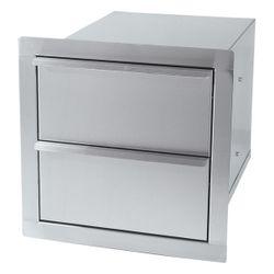 ProFire Double Storage Drawer