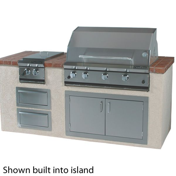 "ProFire Gas Grill with SearMagic Cooking Grids - 36"" image number 1"